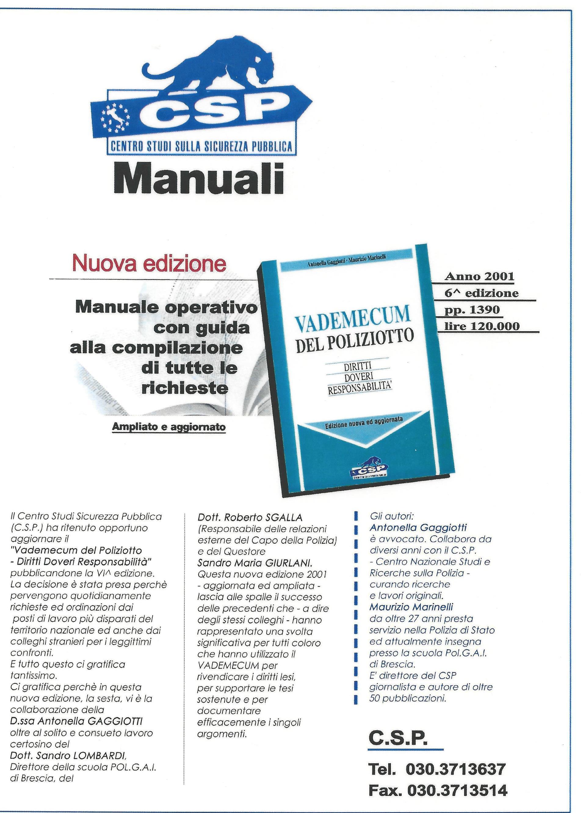 Vademecum-del-poliziotto-nr-6-edizione-2001