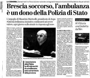 articolo-bresciaoggi-ambulanza